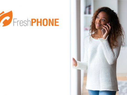 Fresh PHONE is becoming popular among residential users